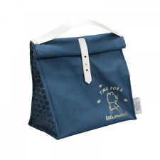 OFFICIAL WINNIE THE POOH INSULATED TEXTILE LUNCH BAG BOX