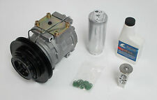 New A/C Compressor Kit Toyota Corolla 94-97 1.6L/1.8L (10PA15C) 1 Year Warranty