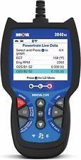 INNOVA 3040RS Diagnostic OBD2 Vehicle Scan Tool Code Reader with Live Data