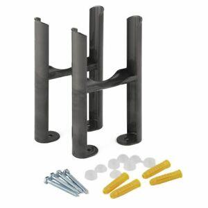 Bare Raw Metal Laqcuered 3 & 4 column radiator legs