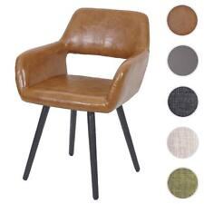 Esszimmerstuhl HWC-A50, Stuhl Lehnstuhl, Retro 50er Jahre Design