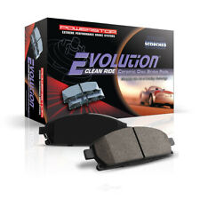 Disc Brake Pad Set-Z16 EvolutionClean Ride Ceramic Brake Pads Rear fits Mustang