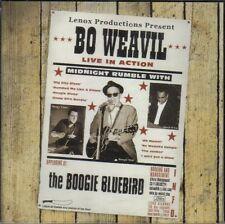 CD Bo Weavil - Midnight Rumble With - Blues & Rockin' Blues - New Neuf