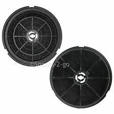 2 x Type 150 Carbon Filters For LEISURE Cooker Hood Vent 1K2BP H100PK CA1K2BP