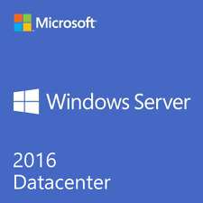 Windows Server 2016 centro dati 64 bit originale codice di licenza e collegamento di download