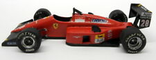 Unbranded 1/43 Scale Plastic 17OCT17L Ferrari #8 G Berger Model F1 Car