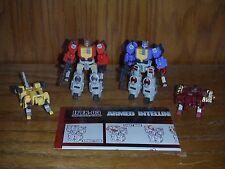 Iron Factory Blaster Twincast Steeljaw Ramhorn IF EX-03 Sonictech & Fellows