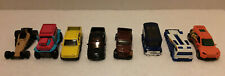 Mattel Hot Wheels Trucks 4x4 Offroad Cars Diecast 1:64 Loose Lot of 8