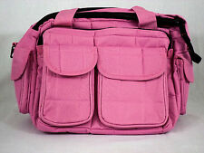 Pink Heavy Duty Soft Tactical Quilted Bag