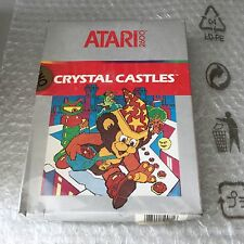 VINTAGE# ATARI 2600  7800 CRYSTAL CASTLES#PAL NIB FACTORY SEALED
