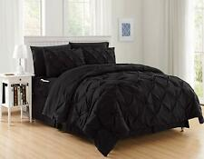 Elegant Comfort Luxury Best, Softest, Coziest 6-Piece Bed-in-a-Bag Comforter Set
