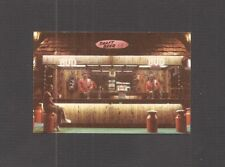 BUSINESS CARD: TOWN & COUNTRY CONCESSIONS - SANTA MARGARITA, CA - BUDWEISER BEER