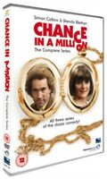 Chance IN Un Million Serie 1 A 3 Collezione Completa DVD Nuovo (REV096.UK.DR)