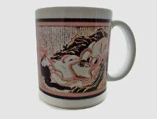 c03bcf1791c Dream of the Fisherman's Wife Octopus Pleasuring a Woman Coffee Mug Erotic  Art