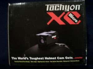 Tachyon XC Micro Action Camera Waterproof to 100 Feet, Time Lapse Video You Tube