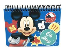 "Disney Mickey Mouse ""Oh Boy"" autograph book"