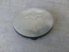 porte monnaie ancien et publicitaire Arcachon, nacre