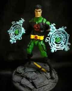 Marvel Legends DC Universe X-Men Rictor Custom Figure Hasbro Toybiz Mattel