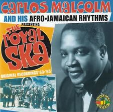 Carlos Malcolm - The royal ska - CD -