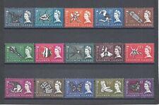 More details for british solomon islands 1965 sg 112/26 mnh cat £50
