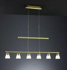 Trio LED Pendelleuchte Jojo dimmbar Ankara Messing 6x5W 321510608 Hängelampe