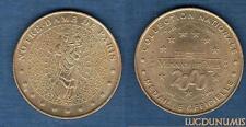 MDP – 2000 – Notre Dame de Paris – Monnaie de Paris