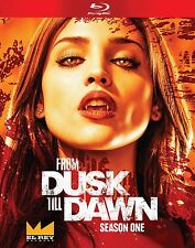 From Dusk Till Dawn . The Complete Season 1 . Robert Rodriguez . 3 Blu-ray . NEU