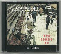 Beatles Complete Rooftop Concert CD/DVD combo Get Back