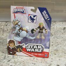 STAR WARS Galactic Heroes NIB Disney Hans Solo & Tauntaun