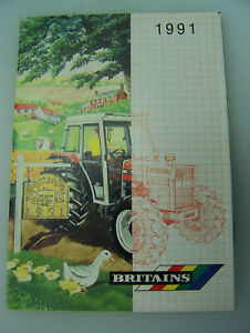 Britains 1991 toy catalogue                                    1953