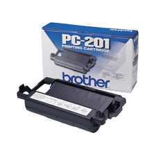 PC-201 Brother PC201 Thermal Ribbon & Cartridge - New OEM