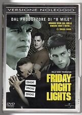 dvd FRIDAY NIGHT LIGHTS Billy Bob THORNTON