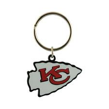 Kansas City Chiefs - NFL Football Licensed Metal Diecut LARGE Logo Keychain