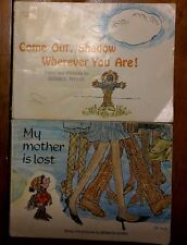 2 Bernice Myers paperbacks/My Mother is Lost & Come back shadow, I want To play