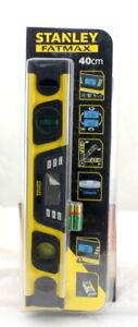 Stanley FatMax 400mm Digital Spirit Level - BRAND NEW SEALED