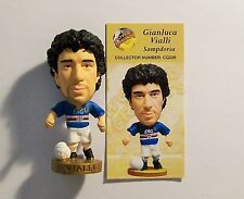 Prostars SAMPDORIA (HOME) VIALLI, CG226 Club Gold Loose With Card LWC