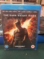The Dark Knight Rises (Blu-ray, 2012) Brand new and sealed
