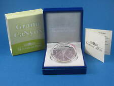 Frankreich 2008 1,5 Euro Silber Grand Canyon proof PP