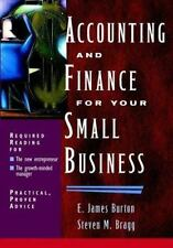 Accounting and Finance for Your Small Business, Good Books