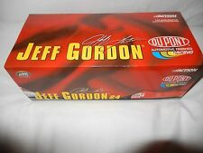 New jeff gordon #24 nascar 2000 1:24 scale Chevy action racing RCCA Coin Bank
