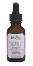 Reviva Labs Dual Source Vitamin C Serum 1 Fl.Oz (29.5 ml) - New & Sealed