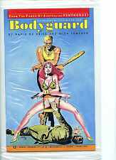 Bodyguard #1 1990 Aircel Comics  new in factory sealed bag