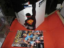 NUOVO UNIVERSO DC-cofanetto SUPERMAN anno quattro 4 lion + con fumetto omaggio