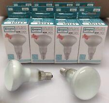 5 X Crompton R50 40w Ses E14 Reflector Lamps
