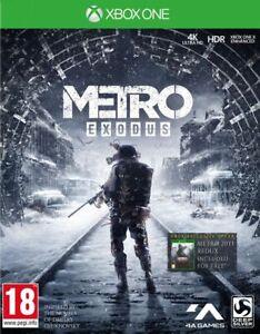 Metro: Exodus (Xbox One)  * New & Sealed * - IN STOCK
