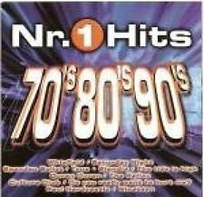 No. 1 Hits 70's 80's 90's Dave Edmunds, Blondie, Sandra, Kim Carnes, Ch.. [2 CD]