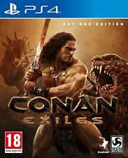 Deep Silver Ps4 Conan Exiles Collectors Edition