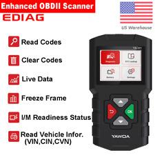 EDIAG OBD2 Scanner Automotive Engine Fault Code Reader CAN Diagnostic Scan Tool