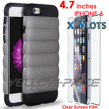 iPhone 6 Case, [Free HD Film/Dust Cap&Slim Max Protection] Heavy Duty Protection