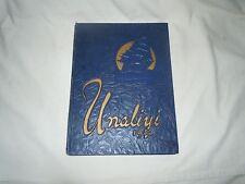 """""""UNALIYI""""--  1953 Soudertown Pa High School Yearbook"""